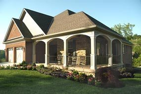 """Toebben Builders has participated in many Cavalcade of Homes Shows, see """"Showcase Homes"""" for  images of some of them!"""