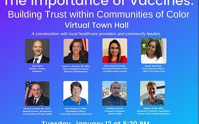 Nelly Jiménez Participates in COVID-19 Virtual Town Hall