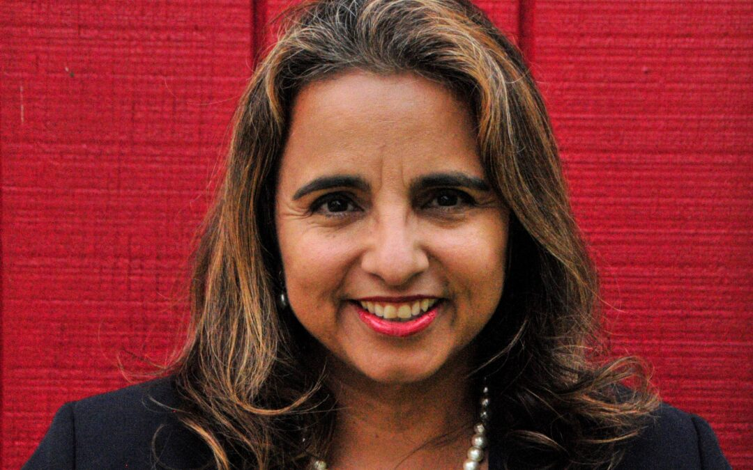 Celebrating Hispanic Heritage Month with Nelly Jimenez