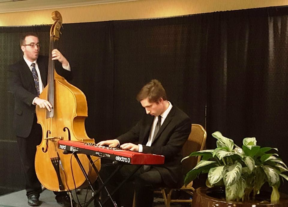 Louis Pettinelli Cello and Piano Playing at Event