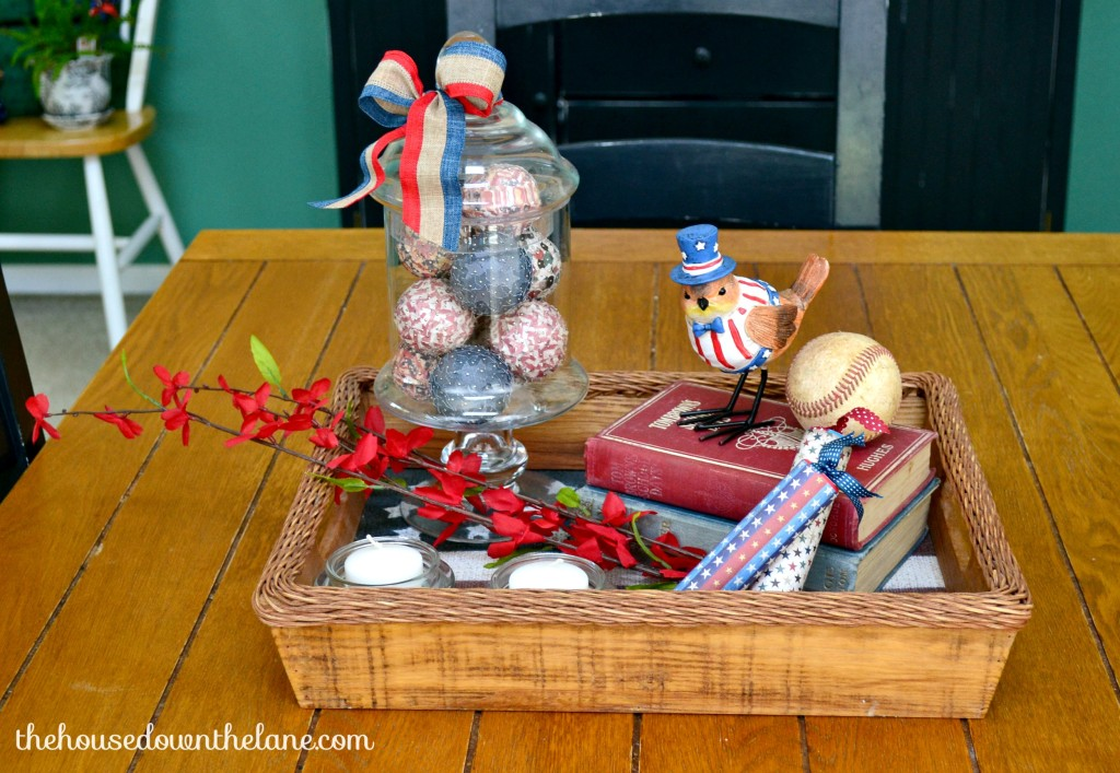 Light Up Your Patriotic Decor with Easy, DIY Firecrackers from thehousedownthelane.com!