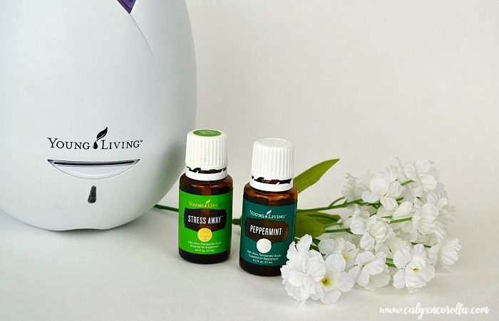Home Office Diffuser Recipes