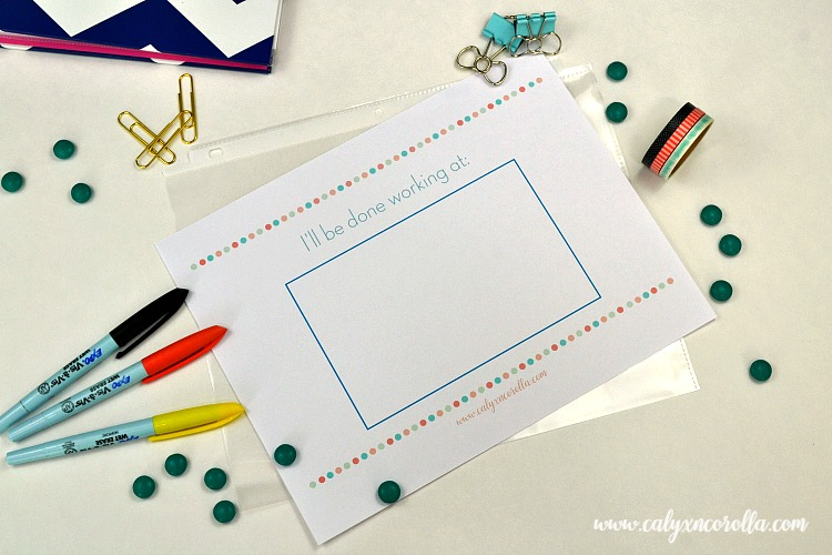 Printables are convenient and versatile organization tools, and many are available for free! I use printables for so many things at work and at home. Today I'm sharing all of the printables that I use every day to keep my office and my business organized. Don't miss your chance to organize your home business with FREE printables! #printable #freeprintables #printables #organization #officeorganization #timemanagement #productivity
