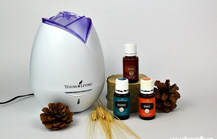 Autumn Diffuser Recipes: The Easiest Way to Bring Fall to Your Home Office