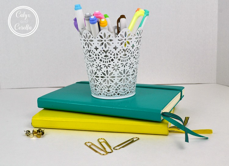 My Favorite Bullet Journal Supplies | Calyx and Corolla