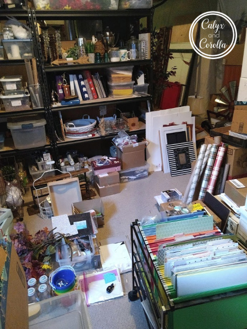 Organizing Project I Want to Tackle in 2020 | Calyx and Corolla