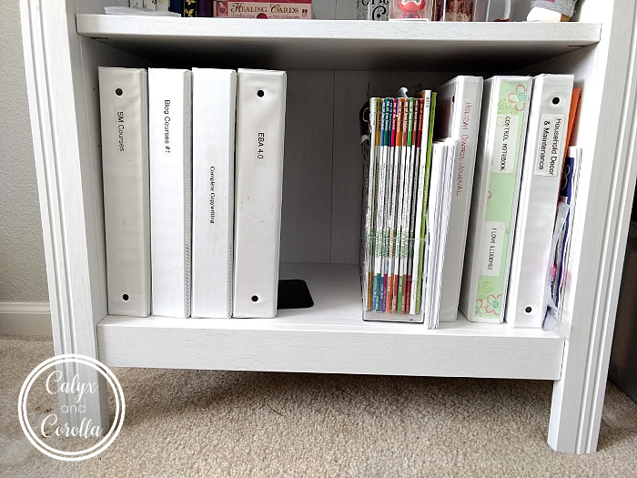 4 Powerful Tools That Keep My Office Paper Clutter Free | Calyx and Corolla