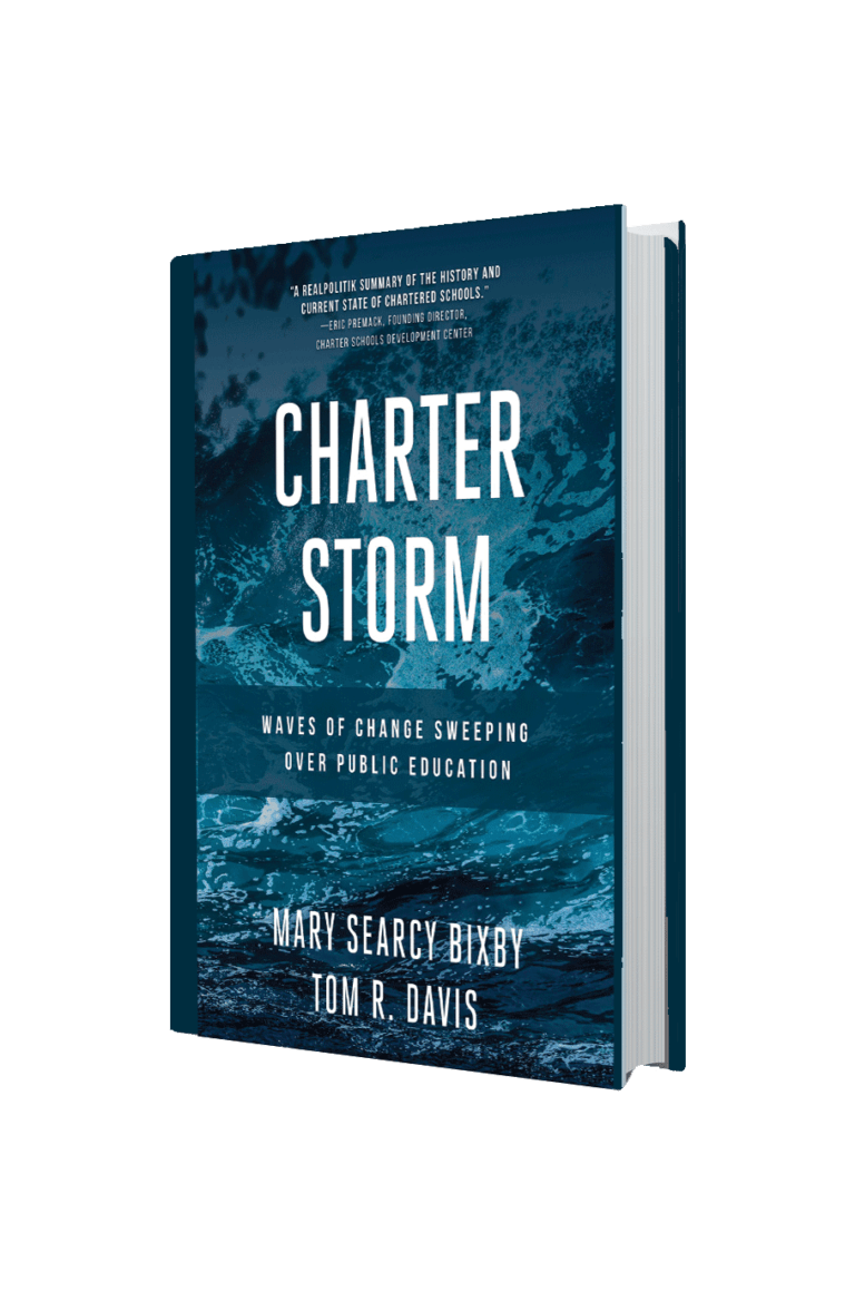 Read more about the article Charter Storm: Waves of Change Sweeping Over Public Education