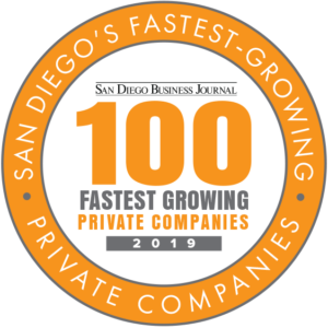 San Diego's Fastest Growing Private Companies