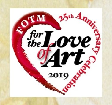 For the Love of Art 2019 Corporate Sponsorships Now Available