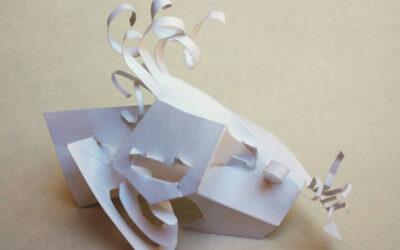 Gallery Paper Sculpture