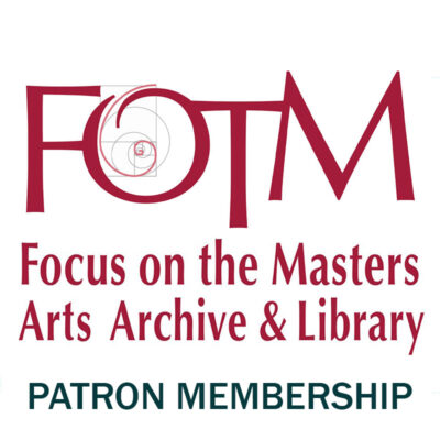 Focus on the Masters Patron Membership