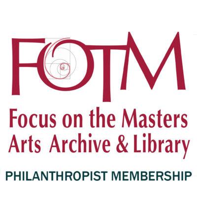 Focus on the Masters Philanthropist Member