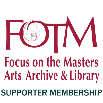 Focus on the Masters Supporter membership