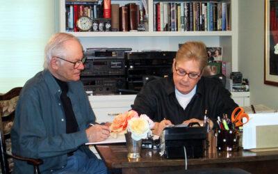 Alan and Marilyn Bergman