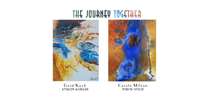 Memorial Exhibit Gerd Koch and Carole Milton