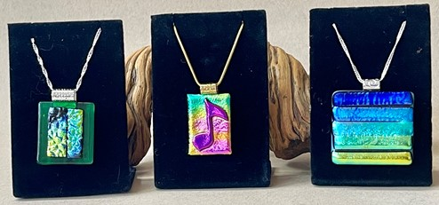 Fused Glass Workshop with Yvette Franklin!