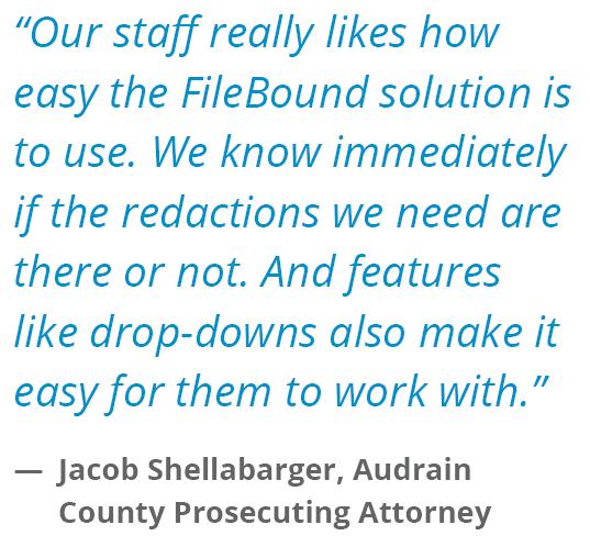 FileBound Government Testimonial