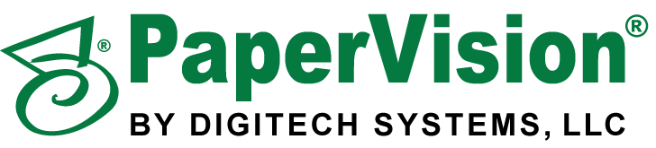 PaperVision Logo