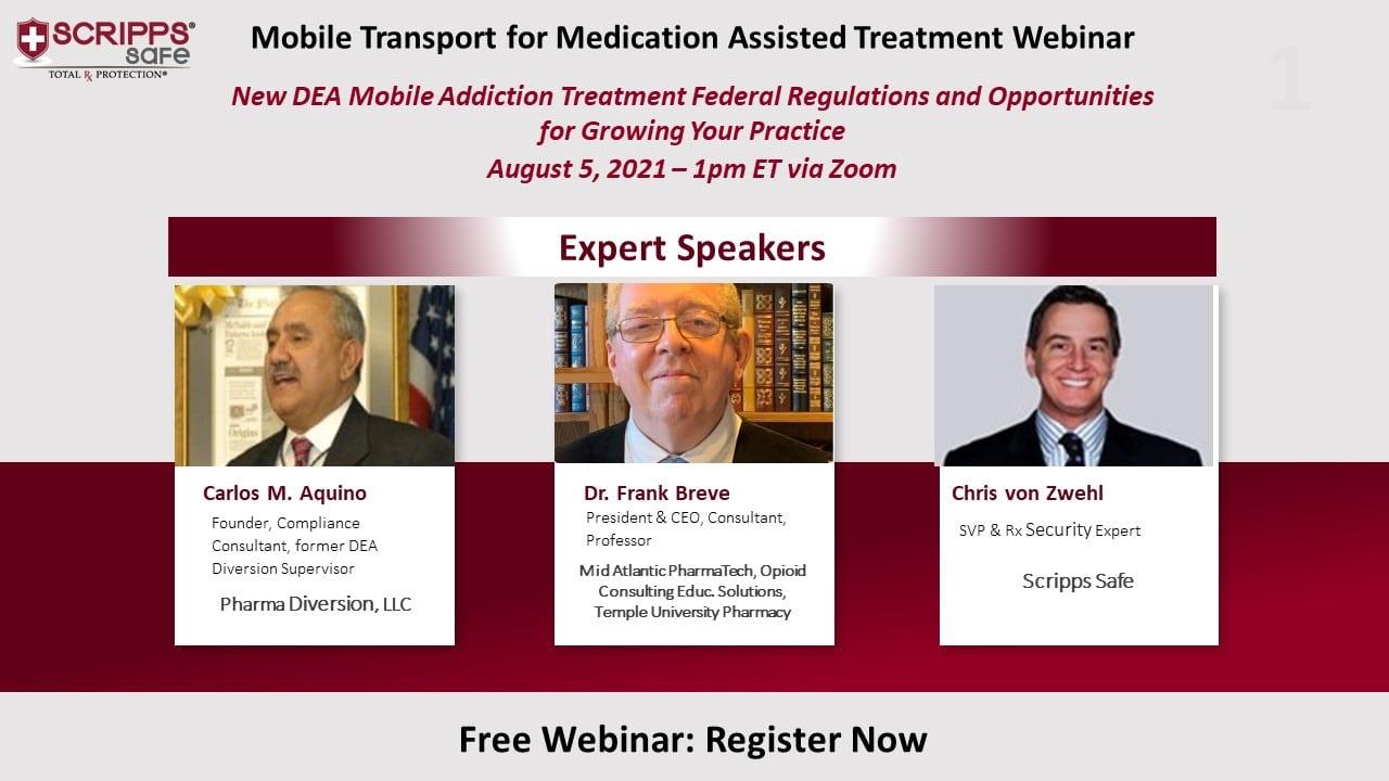 Mobile Narcotics Treatment