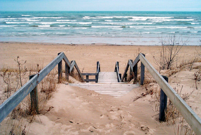 An agreement will keep vehicles from driving on Centre Ipperwash Beach this summer, according to Lambton Shores Mayor Bill Weber. The agreement was reached by a working group of government and community representatives that began meeting in January. (File photo/The Observer/QMI Agency)