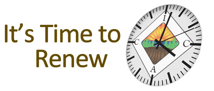 Time to renew your membership
