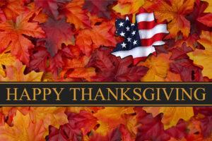 Thanksgiving @ USA