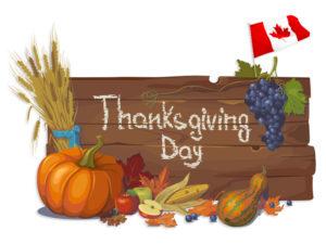 Thanksgiving @ Canada