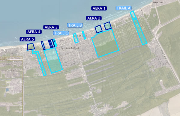 Crown land survey
