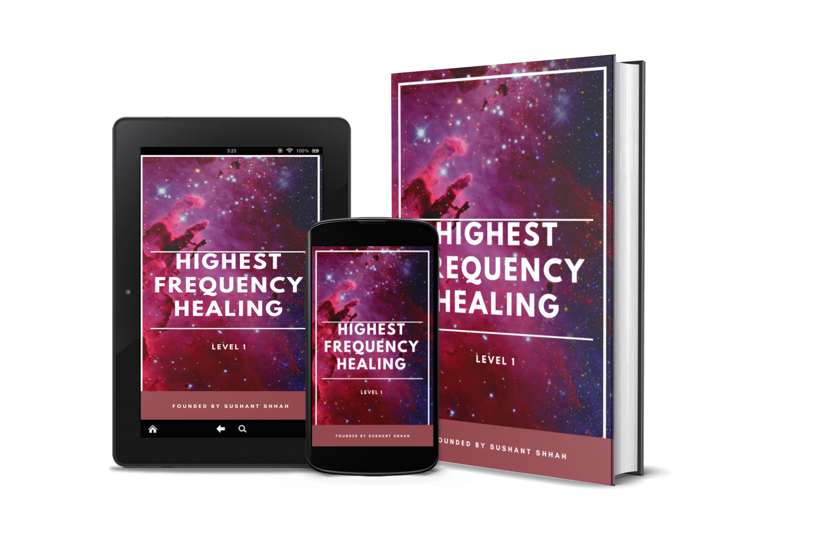 Highest Frequency Healing