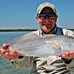 Florida Keys Fishing Guide Redfish On Fly