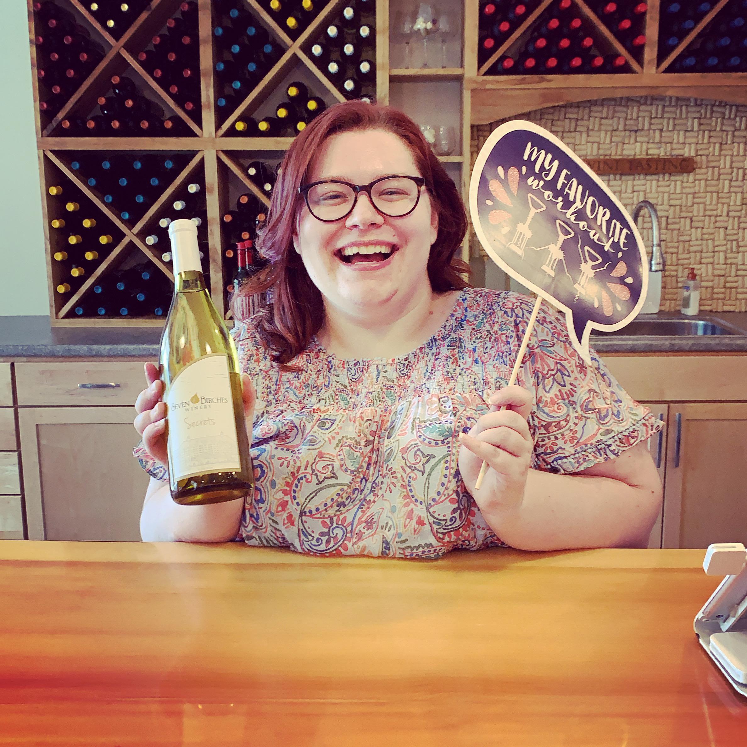 Katie Masters, Tasting Room Manager