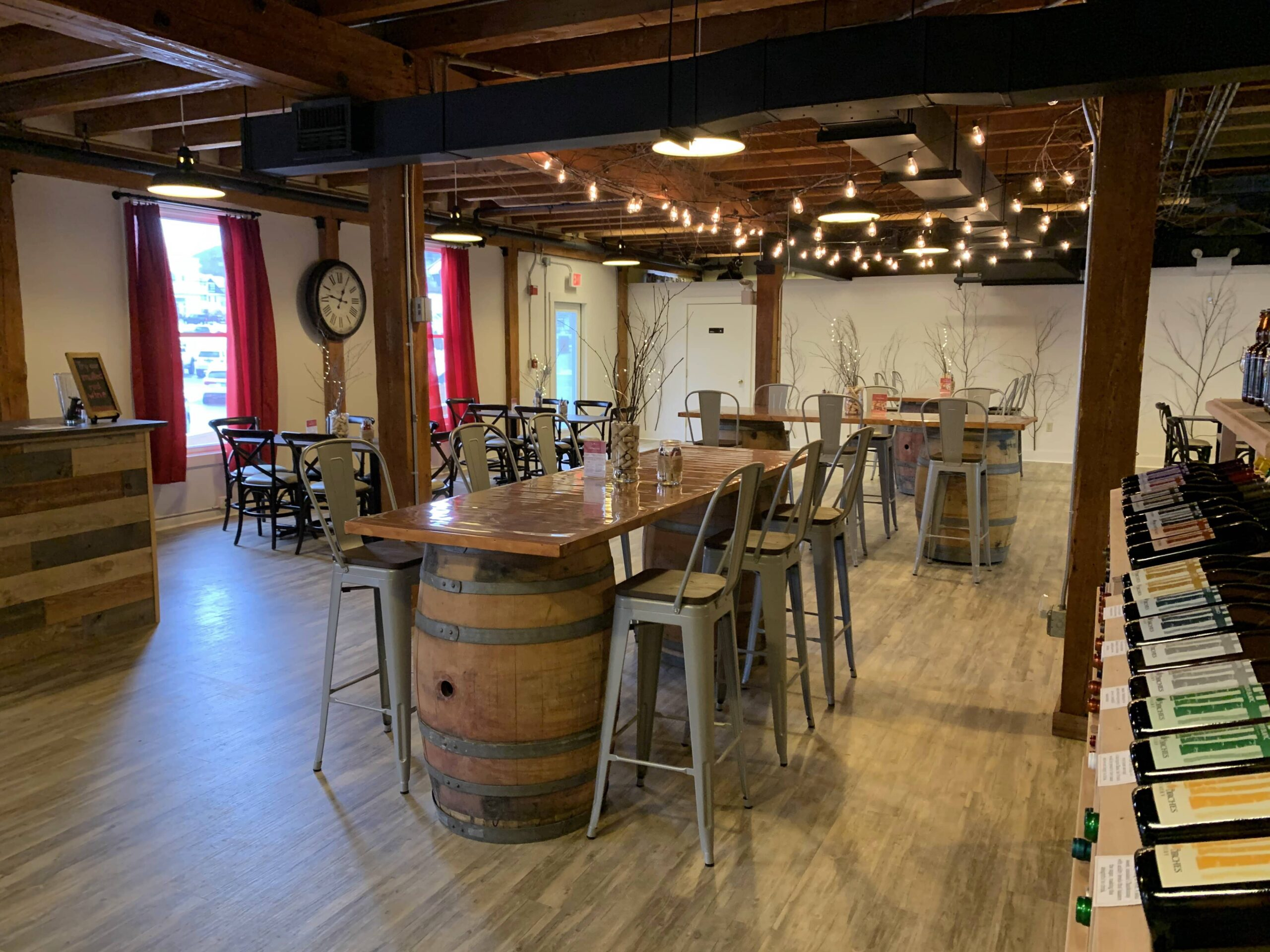 Atrium Wine Bar Studio