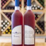 Seven Birches Blueberry Wine