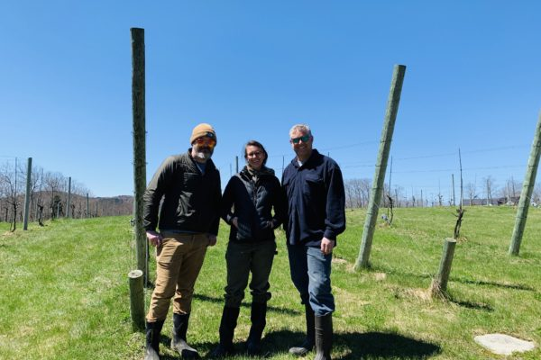 Educational Field Trip to Haunting Whisper Vineyards
