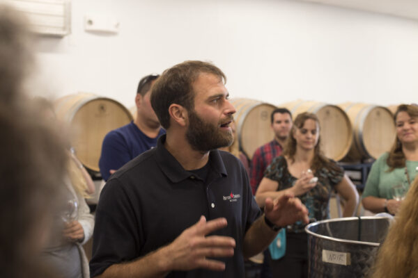Nathan Maser, Assistant Winemaker