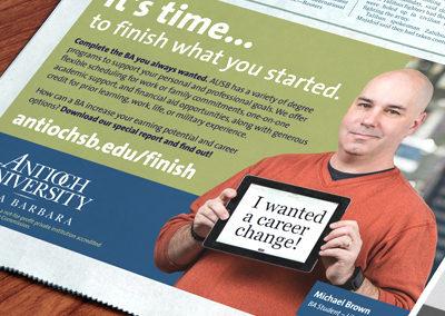 AUSB Adult Learner Campaign