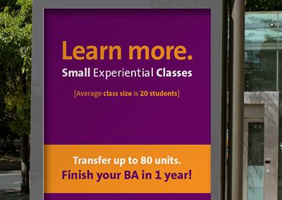 AUSB Learn More Campaign