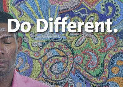 "Antioch University Santa Barbara ""Do Different"" Campaign"