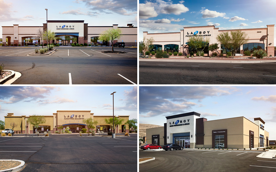 La-Z-Boy Completes Investment Sale of Four Top-Ranked Arizona Stores 7