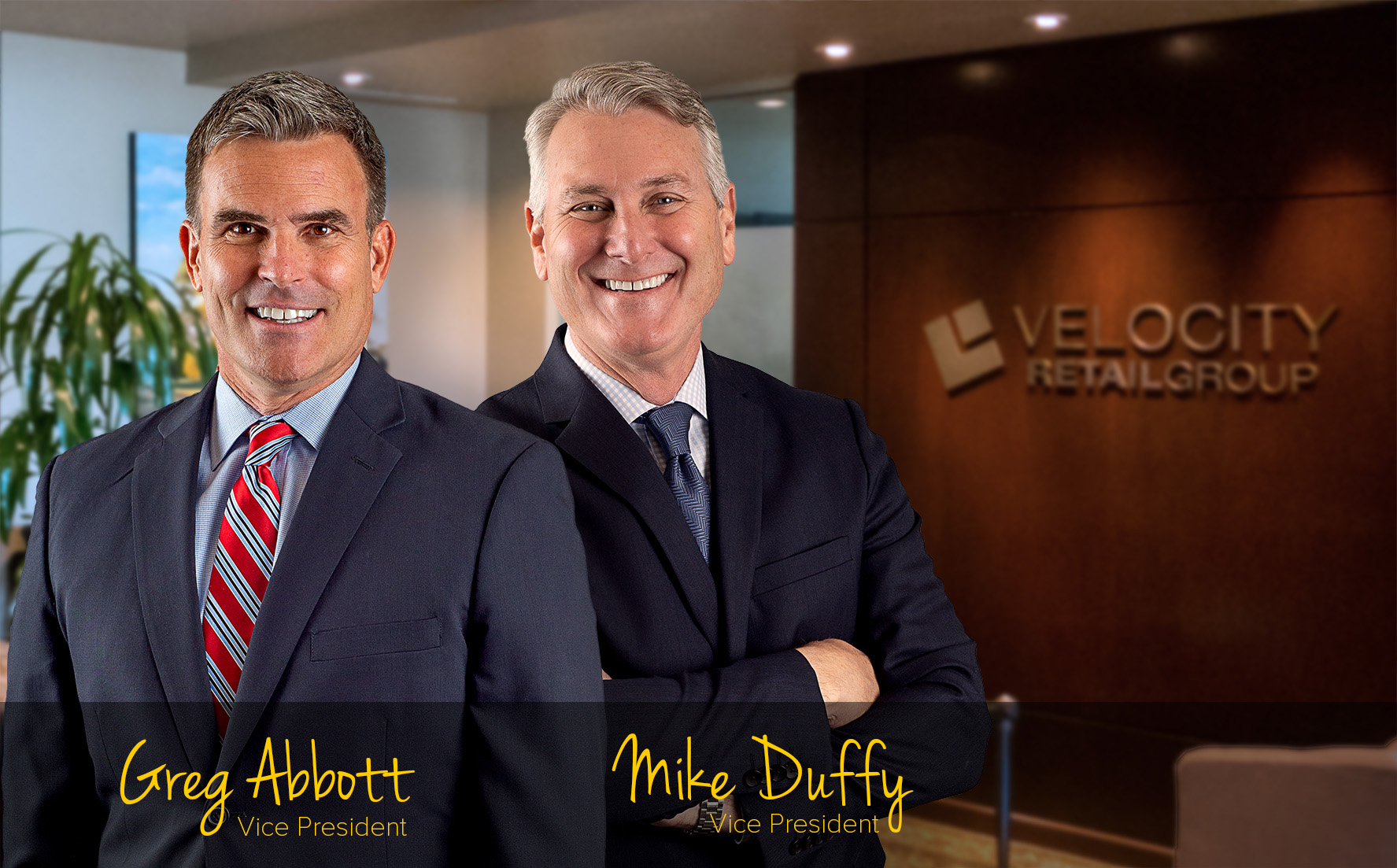 Experienced Investment Team Joins Velocity Retail Group 2