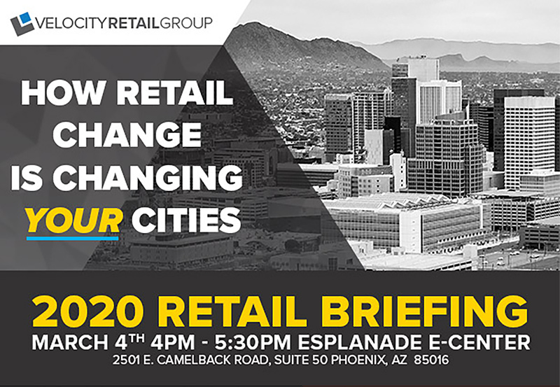 How Retail Change is Changing YOUR Cities 1