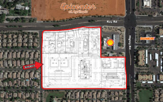 Velocity Retail Group & Ross Brown Partners Finalize the Purchase of a 13.2 acre Parcel in Gilbert 3