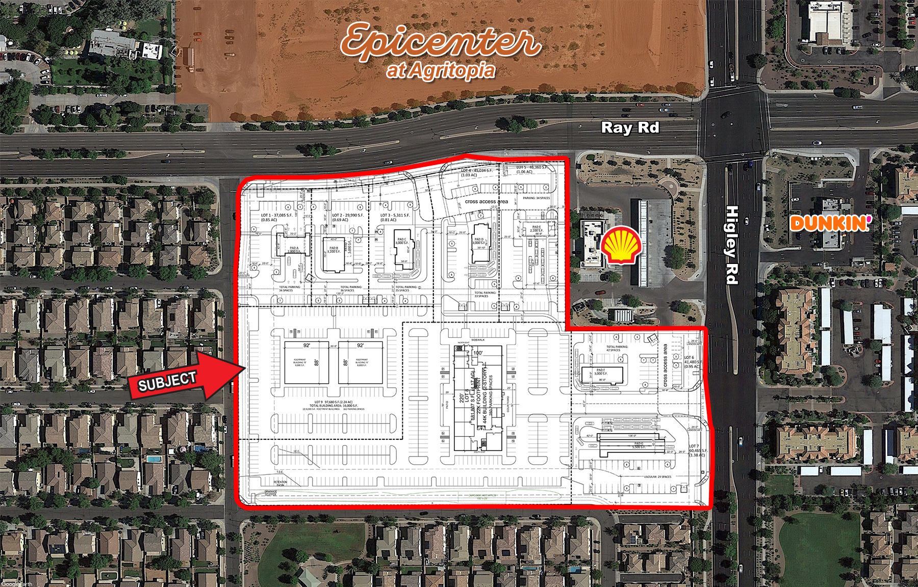 Velocity Retail Group & Ross Brown Partners Finalize the Purchase of a 13.2 acre Parcel in Gilbert 2