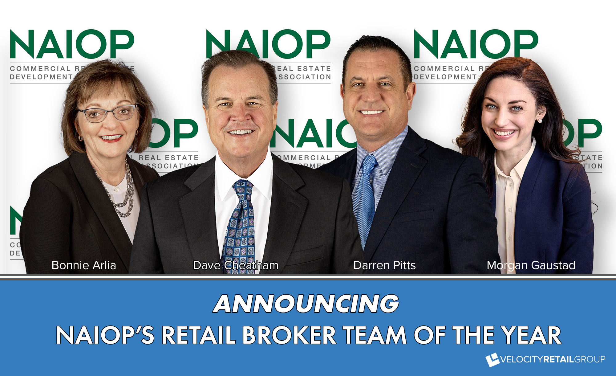 NAIOP Retail Team of the Year