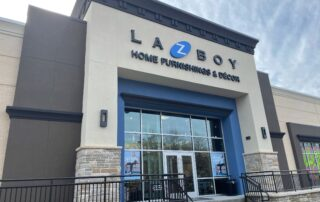 $16,250,000 Sale Completed for Two La-Z-Boy Showrooms 1