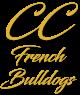 Coronado Crown French Bull Dogs Logo
