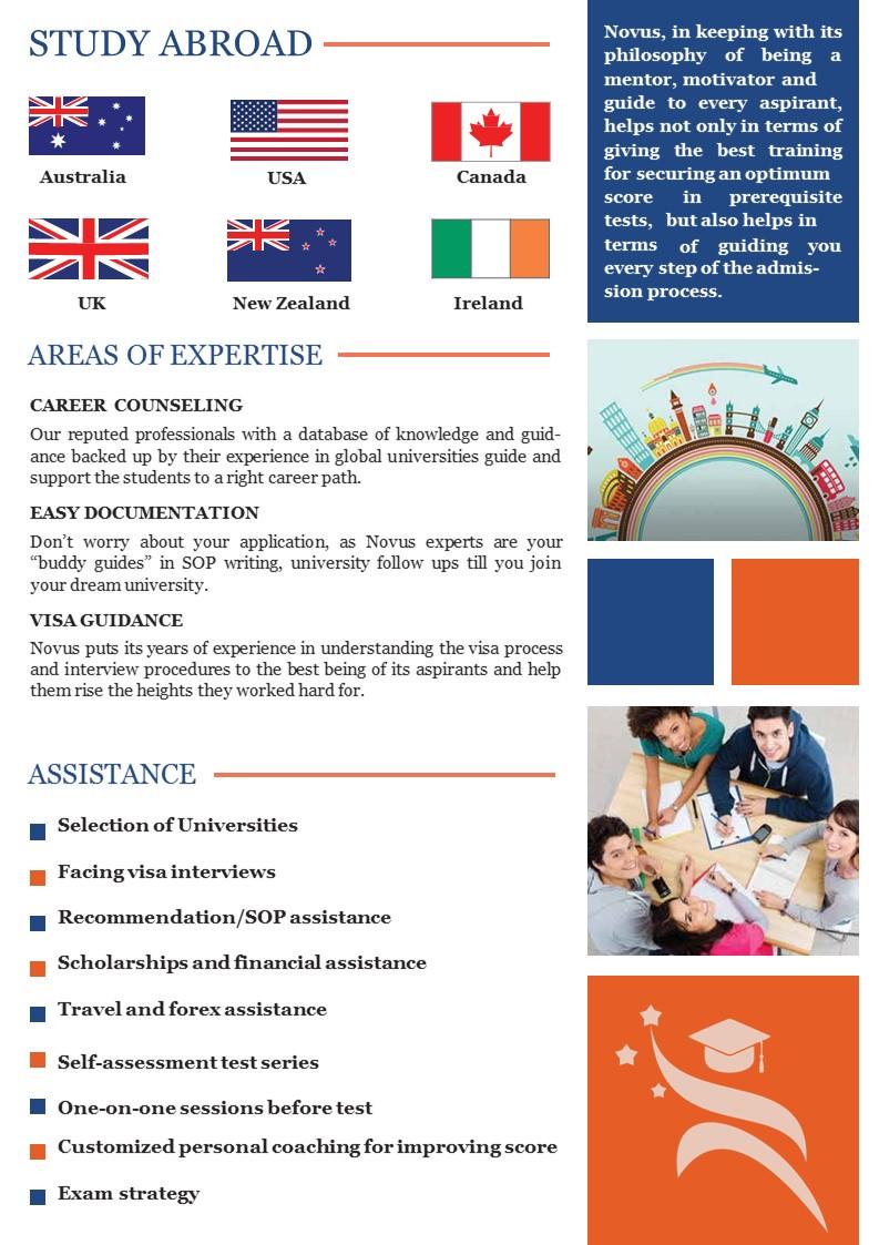 Novus Education study abroad