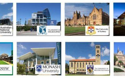 Group of Eight Universities