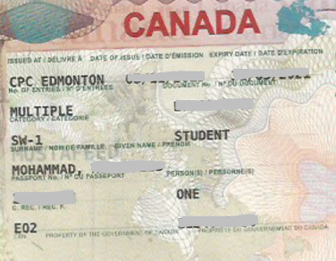 Mustafeed student visa Novus Education